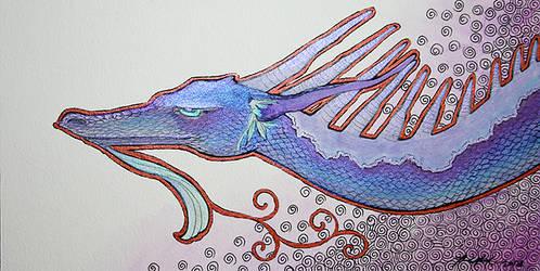 Mini-Dragon Molok by Ravenari