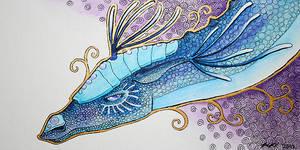 Mini Dragon Ilia by Ravenari