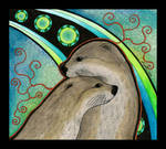 River Otters as Totems