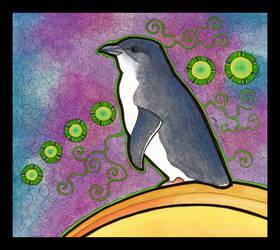 Little Penguin as Totem 02