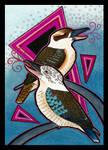 Kookaburra as Totem Redo