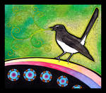 Willie Wagtail as Totem 02