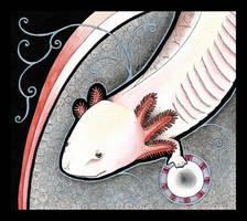 Axolotl as Totem