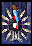 Cassowary as Totem II