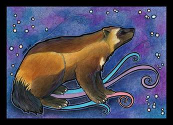 Celestial Wolverine by Ravenari