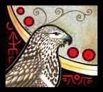 Rough-Legged Hawk as Totem