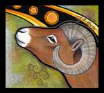 Bighorn Sheep as Totem