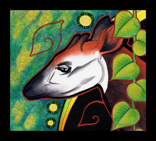 Okapi as Totem
