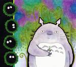 Liam's Totoro