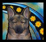 German Shepherd as Totem