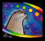 Rainbow River Otter as Totem
