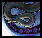 White-Lipped Python as Totem