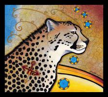 Cheetah as Totem by Ravenari