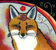 The Fox Mage by Ravenari