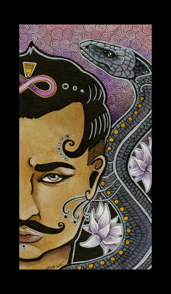 Dorian Pavus - The Redeemer. by Ravenari