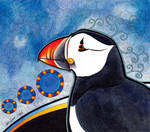 Atlantic Puffin as Totem