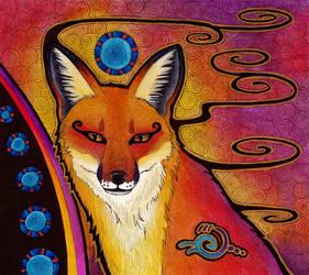 Silvia's Fox (as Totem)