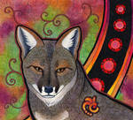 Darwin's Fox as Totem