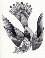 Firebird III by Ravenari