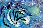 Blue Series - 04 Tiger