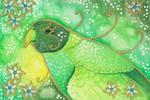 Green Series - 03 28 Parrot