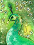 Green Series - 06 Peacock