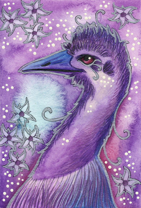 Violet Series - 03. Emu by Ravenari