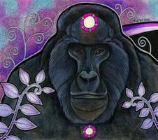 Mountain Gorilla as Totem