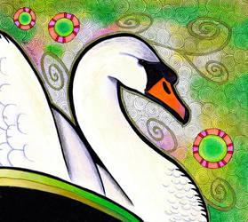 Mute Swan as Totem