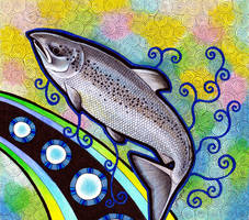 Atlantic Salmon as Totem