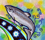 Atlantic Salmon as Totem