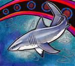 Great White Shark as Animal Teacher