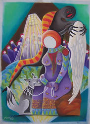 Wandsuna - Wings by Ravenari