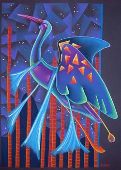 Escape - Blue Heron