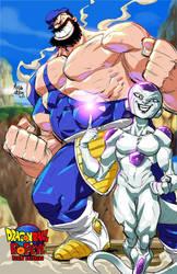 Dragon Ball+Popeye: World Breakers Bluto and Friez