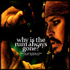 Why is the Rum always Gone by loudluna