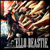 Ello Beastie by loudluna