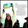 I've Got a Jar of Dirt by loudluna