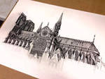 Notre Dame Cathedral from another perspective