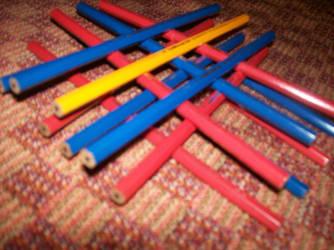Pencils by JmoBaho