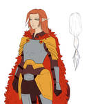Valhanna (DnD) - Character Design