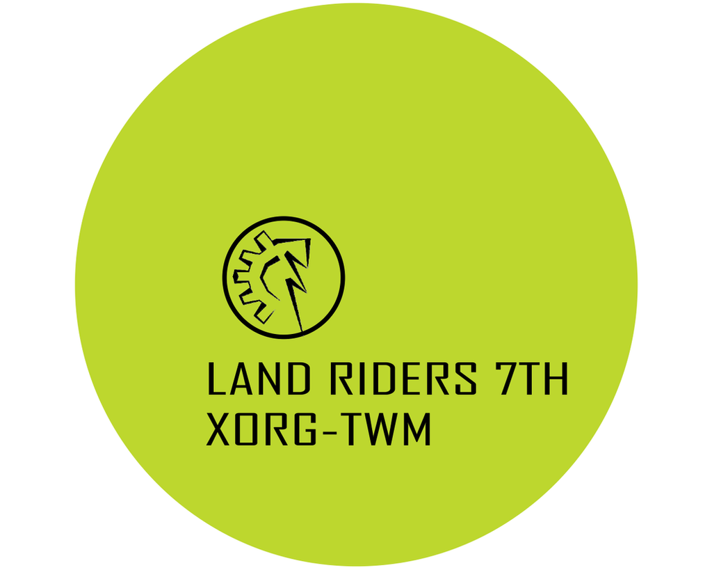 Xorg-Twm Cover by LandRiders7th