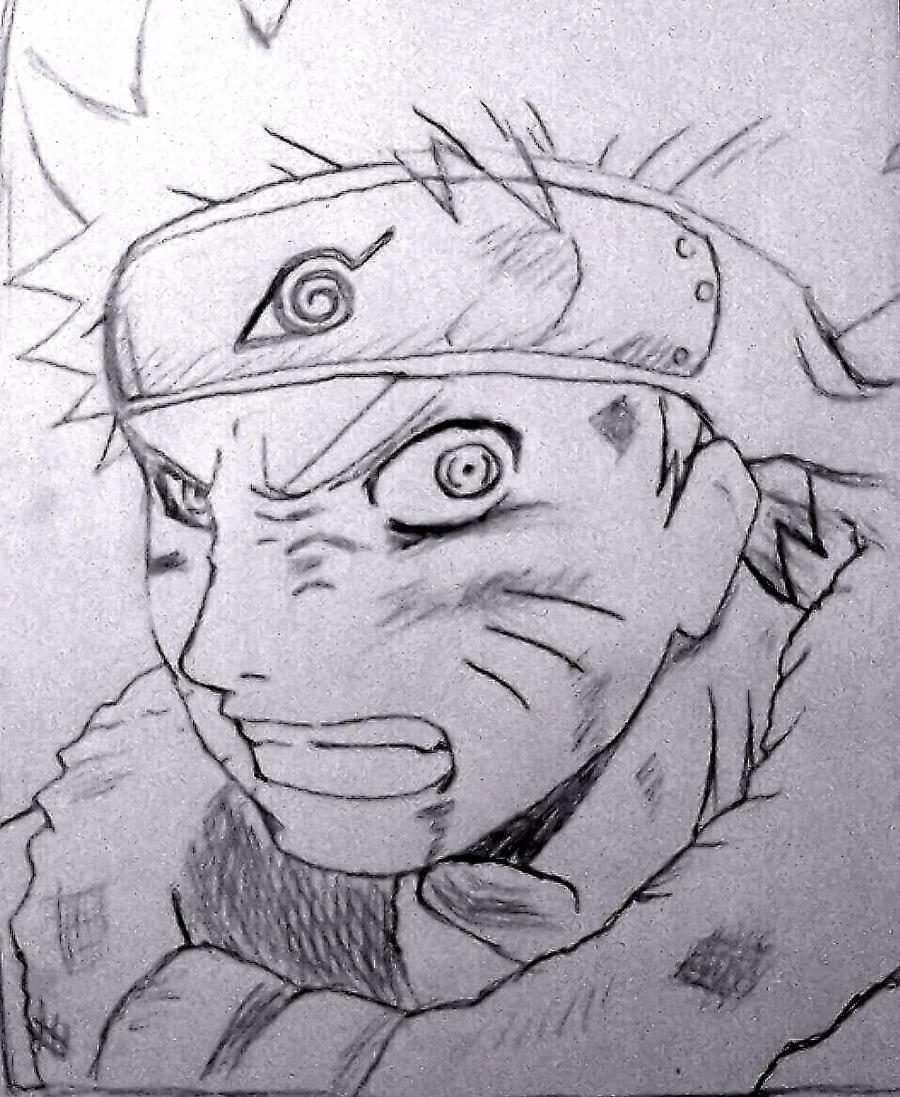 Naruto Uzumaki by xXmastermintsXx
