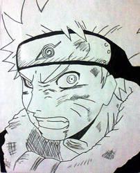 Naruto Uzumaki (ink)