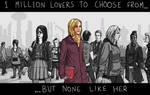 One Million Lovers