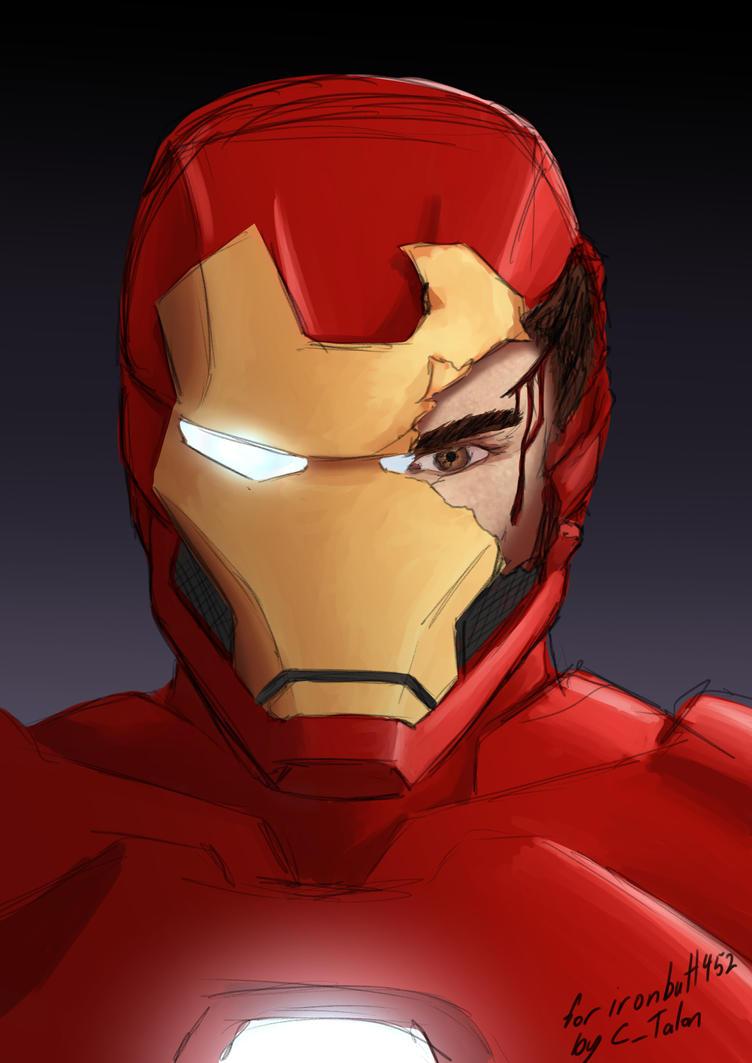 Stream request: Iron Man by NIGHT-TALON