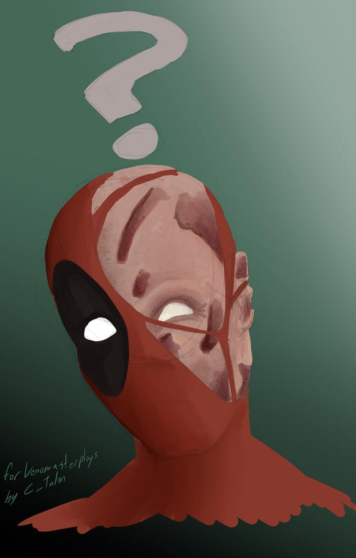 stream request: Deadpool by NIGHT-TALON