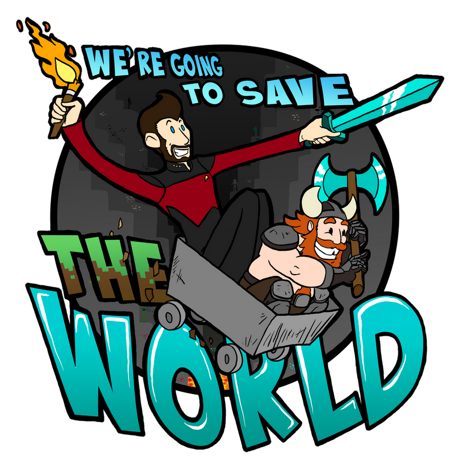 Yogscast T-shirt Contest: Missed deadline FFFF by Jerepasaurus