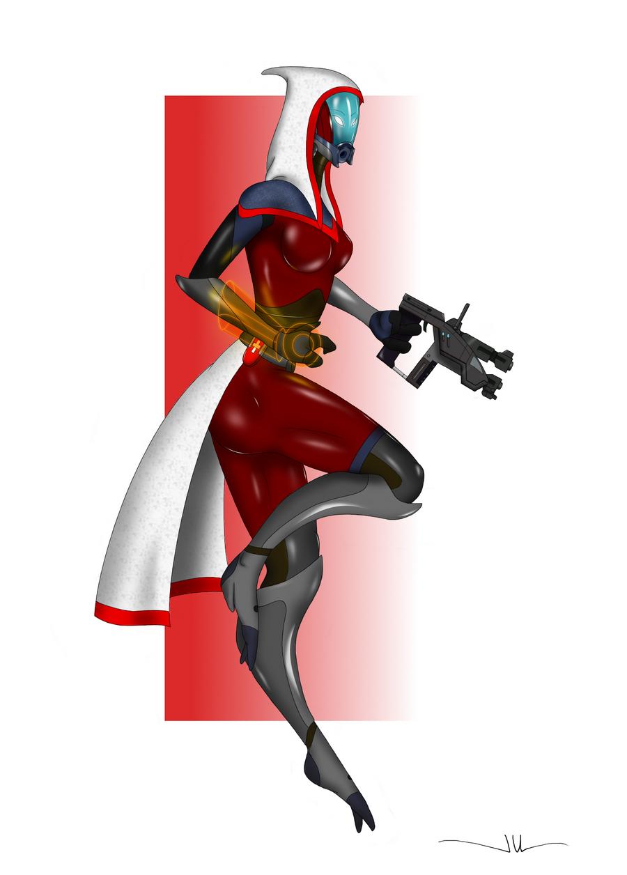 Nera'Ayan nar Rayya by upshdragoon