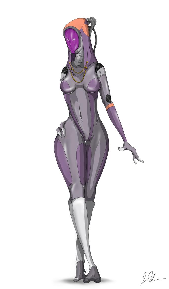 Iyana'Zaar vas Tarrez (base suit) by upshdragoon on DeviantArt  Iyana'Zaar ...